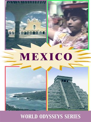 cover image of World Odysseys, Mexico