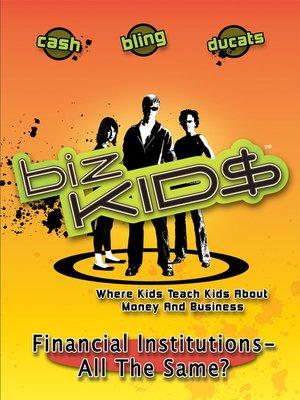 cover image of Biz Kid$, Season 3, Episode 4