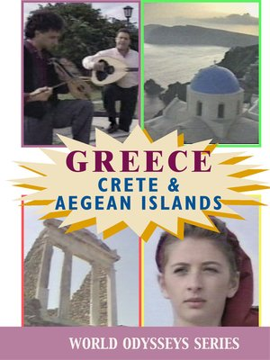 cover image of World Odysseys, Greece (Crete and the Aegean Islands)