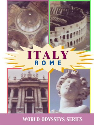 cover image of World Odysseys, Italy (Rome)