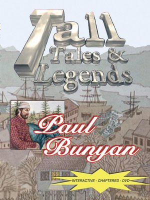 cover image of Tall Tales and Legends, Paul Bunyan