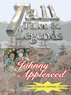 cover image of Tall Tales and Legends, Johnny Appleseed