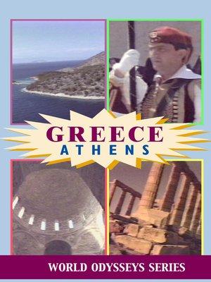cover image of World Odysseys, Greece (Athens, Meteor, Peloponnesus)