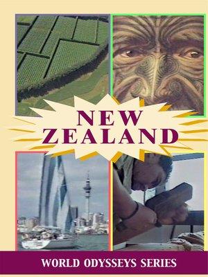 cover image of World Odysseys, New Zealand
