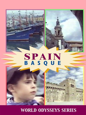 cover image of World Odysseys, Spain (The Basque Country)