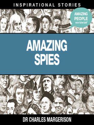 cover image of Amazing Spies, Volume 1