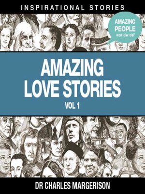 cover image of Amazing Love Stories, Volume 1