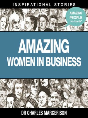 cover image of Amazing Women in Business - Volume 1