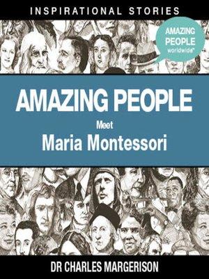 cover image of Meet Maria Montessori