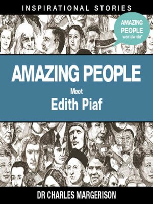 cover image of Meet Edith Piaf