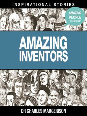 cover image of Amazing Inventors - Volume 1