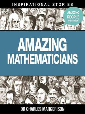 cover image of Amazing Mathematicians - Volume 1