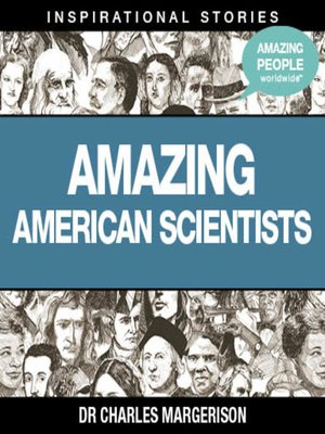 cover image of Amazing American Scientists - Volume 1