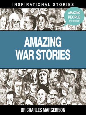cover image of Amazing War Stories, Volume 1
