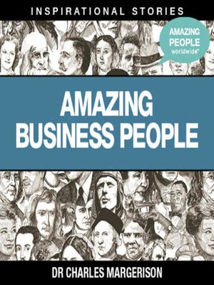cover image of Amazing Business People, Volume 1