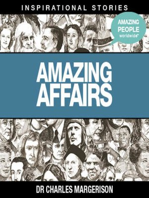cover image of Amazing Affairs