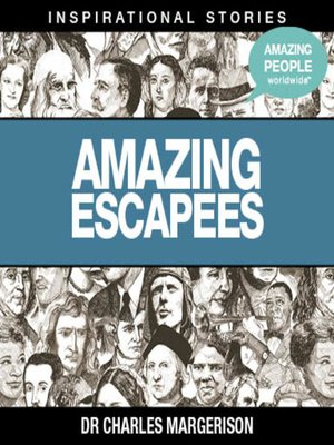 cover image of Amazing Escapees