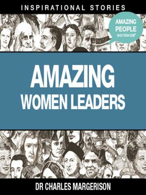 cover image of Amazing Women Leaders - Volume 1