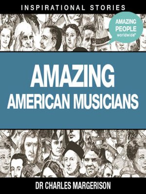 cover image of Amazing American Musicians - Volume 1