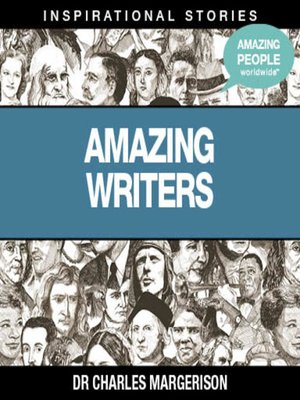 cover image of Amazing Writers, Volume 1