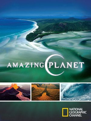 cover image of Amazing Planet, Born of Fire