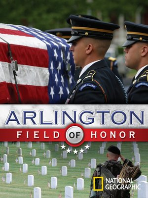 cover image of Arlington: Field of Honor