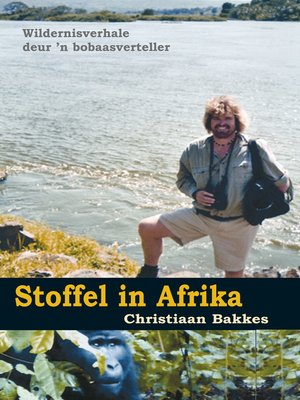 cover image of Stoffel in Afrika