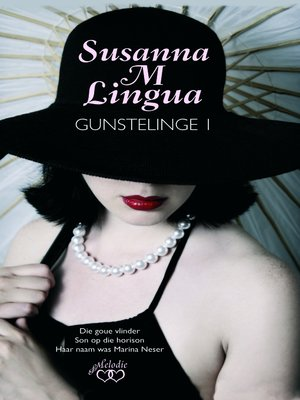 cover image of Susanna M Lingua se gunstelinge