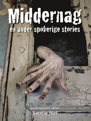 cover image of Middernag en ander spokerige stories