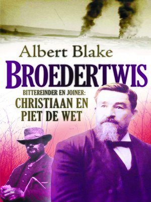 cover image of Broedertwis