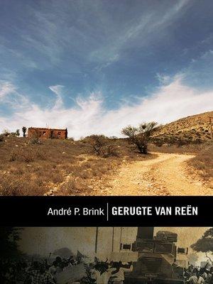 cover image of Gerugte van reën