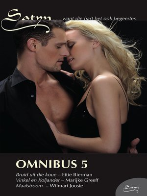 cover image of Satyn Omnibus 5