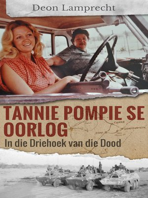 cover image of Tannie Pompie se oorlog