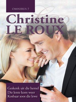 cover image of Christine le Roux Omnibus 7