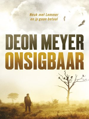 cover image of Onsigbaar