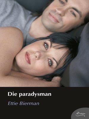 cover image of Die paradysman