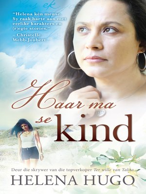 cover image of Haar ma se kind
