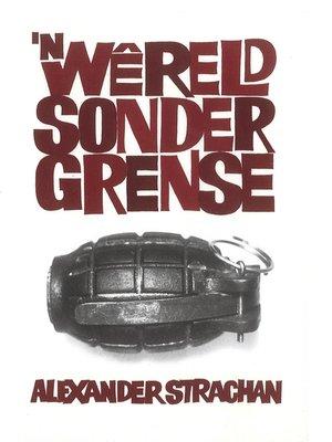 cover image of 'n Wêreld sonder grense