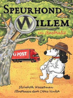 cover image of Speurhond Willem in Australië