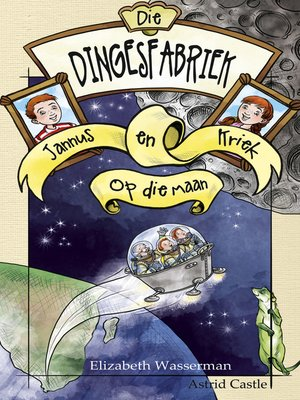 cover image of Die dingesfabriek 1