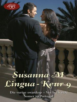 cover image of Susanna M Lingua-keur 9