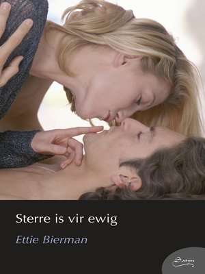 cover image of Sterre is vir ewig