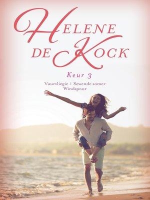 cover image of Helene de Kock Keur 3
