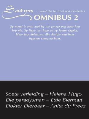 cover image of Satyn Omnibus 2