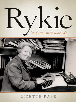cover image of Rykie