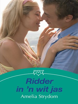cover image of Ridder in 'n wit jas