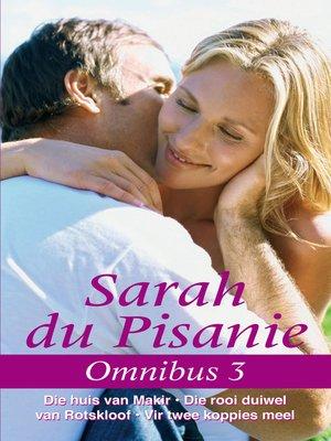 cover image of Sarah du Pisanie Omnibus 3