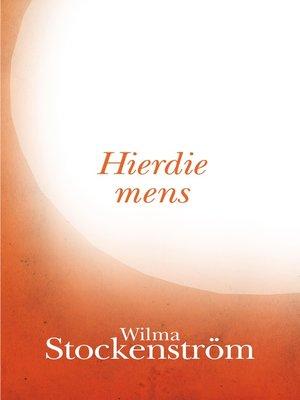 cover image of Hierdie mens