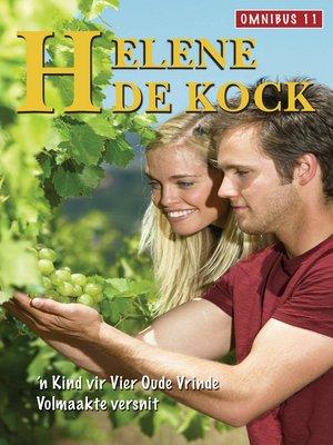 cover image of Helene de Kock Omnibus 11