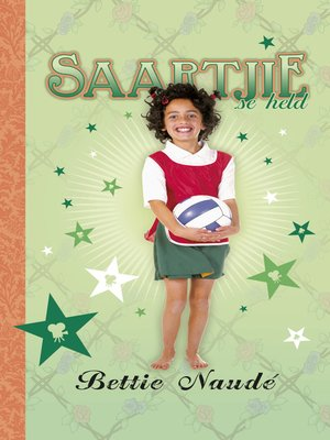 cover image of Saartjie se held (#8)